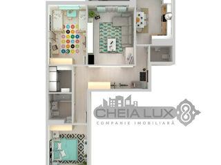 Apartament cu 3 dormitoare!
