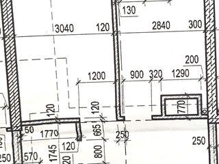 Ultimul apartament cu 1 cameră exfactor ,mircea cel bătrân,46m2!!!