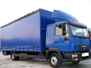 Перевозка грузов по Кишиневу и грузоперевозки Молдова