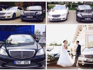 Mercedes-benz S-class de la 400 lei AMG, chirie masina pentru nunta!!!