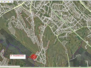 Lot pomicol, 600 mp, or. Codru, str. Costiujeni 93.