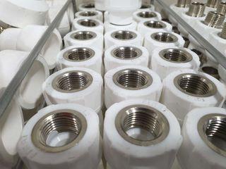 Трубы теплого пола, полипропилен, фитинги для отопления, водоснабжения. Скидки 10% - 30%