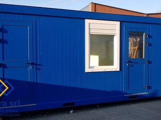 Containere modulare, constructii metalice fabricate in Italia