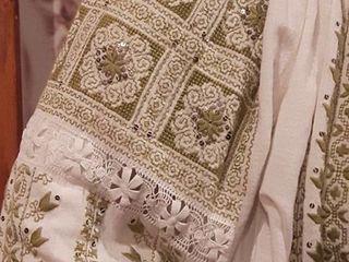 Mîndreşte-te cu o ie, rochie de mireasă în stil naţional confecţionate de tine  ş.a. meşteşuguri