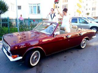 Волга ГАЗ 24 - Кабриолет!!! Фотосессия!