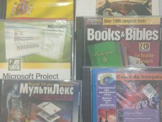 Продам CD/DVD с программами, фильмы, игры