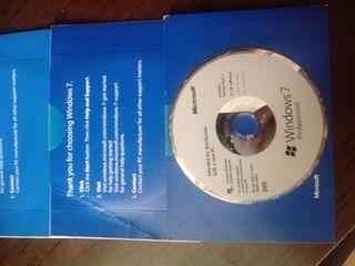 Windows 7 professional новый германия