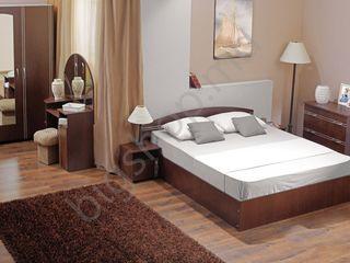 Dormitor in Chisinau Ambianta Inter (Wenge), Livrare gratuita !!