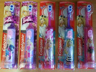 Colgate детские электрические зубные щетки .