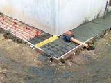 Устройство дренажа, канализации, системы водоотведения. Строительство и усиление фундамента.