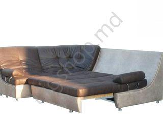 Canapea de colt V-Toms A1+V1 London (1.9x2.7 m) Brown. Oferim garanție!!