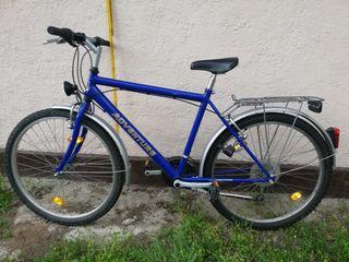 Bicicletă din Germania, sport-turism, stare foarte bună. Adresa - centrul Chișinău.