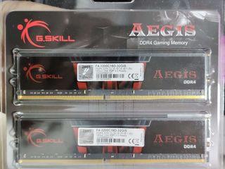 G.Skill Aegis 32GB (2 x 16GB) DDR4 3200