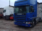 Scania evro3 разборка