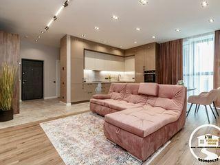 Apartament Parcul Dendrarium Două dormitoare living cu Bucatarie