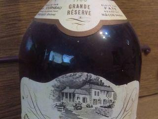французское вино 1966 года
