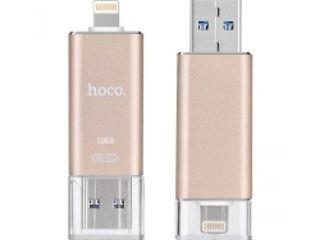 Flash Stick Lightning USB Flash Disk MFI 32Gb. Livrarea gratuita aceeasi zi!