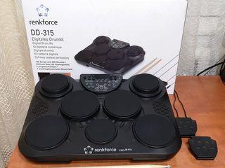 Электронная барабанная установка E-Drum Renkforce DD-315