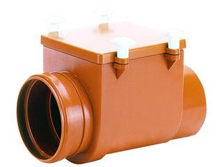 Клапаны канализационные / Clapete antiretur canalizare
