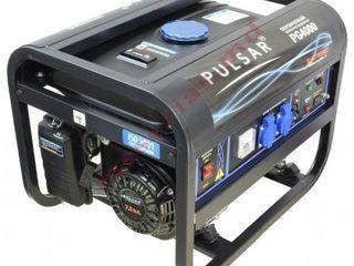Бензиновый генератор Pulsar PG-4000   livrare gratuita la domiciliu