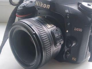 Vind Nikon D610 body