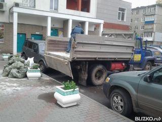 Вывоз мусора - поднятие стройматериалов на этаж,exportăm resturi