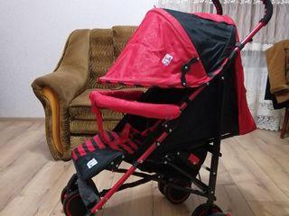 Прогулочная коляска-трость (идеальное состояние)