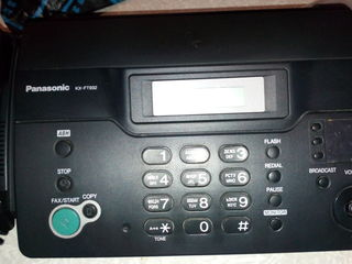 Телефон/факс Panasonic
