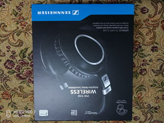 Наушники Sennheiser PXC 550 Wireless