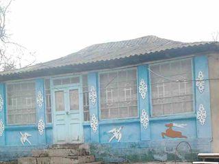 Vind urgent casa  in satul Uzbeste r. Criuleni .