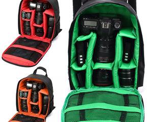 Pюкзак для фотографа, абсолютно новый!!!! rucsac nou, culoarea verde