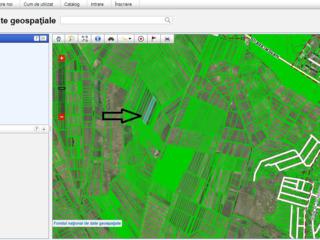 Urgent ! Vind teren agricol in Durlesti 2019