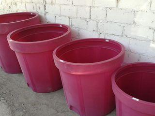 Кадка пищевая /Cada alimentara roz/ 300, 500, 700, 1000 litri/ livrare gratuita in toata tara/ 630 l