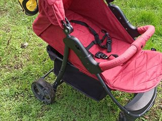 Прогулочная коляска rapid 4 baby,900 лей