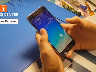 Xiaomi RedMi Note 5 A Ecranul de a crapat - vino la noi imediat!