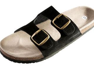 Тапочки PUDU - черные