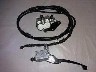 Тормозная система на мототехнику и квадрациклы.