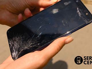 Samsung Galaxy A6+ 2018 разбил стекло -заберём, починим, привезём !!!