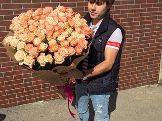 Trandafiri Livrare! Chisinau livram gratis!