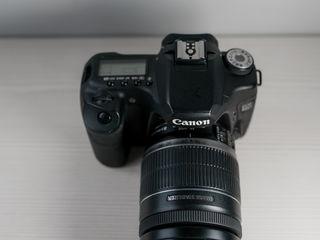 Canon EOS 50D + Canon 18-200mm f/3.5-5.6