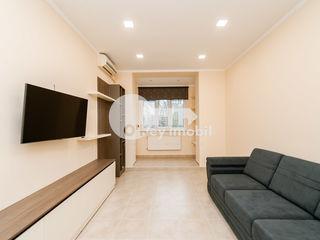 Apartament cu 2 camere, 65 mp, Centru - Ștefan cel Mare, 450 € !