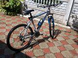 Vind bicicleta nou author totul shimano cu acesorii si un pret normal