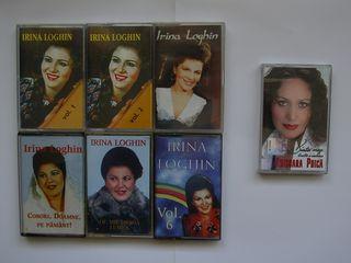 Casete audio – Irina Loghin si Anisoara Puica