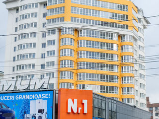 "Noul Complex Imobiliar ""Botanic Star"" in centrul Botanicii"
