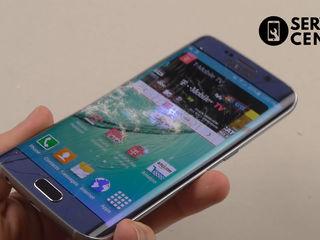 Samsung Galaxy S6 edge G925  Sticla sparta – o inlocuim indata!