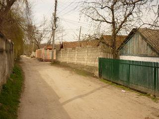 Vinzare. Teren cu titlu pentu constructie si casa in or Codru - 9 ari privatizati - 27000 euro.