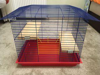 Новая клетка для шиншиллы с бесплатной доставкой на дом!!!