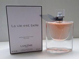 Продам новый тестер lancome la vie est belle  75 ml