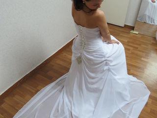Платье супер. Очень нежное!