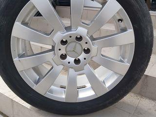 Jante si anvelope Mercedes 255/45 R19
